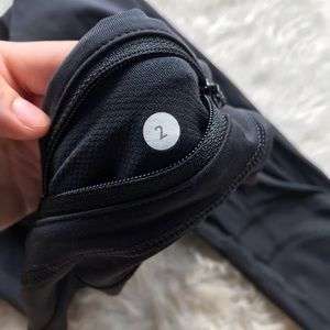 lululemon athletica Pants - Lululemon Inspire Luxtreme Crop Black